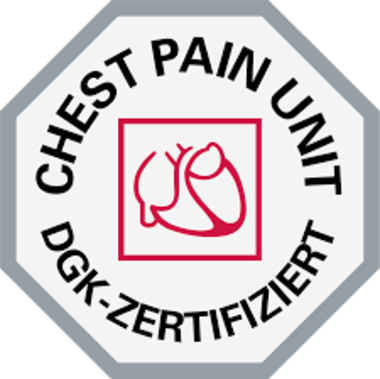 Certificate Chest Pain Unit